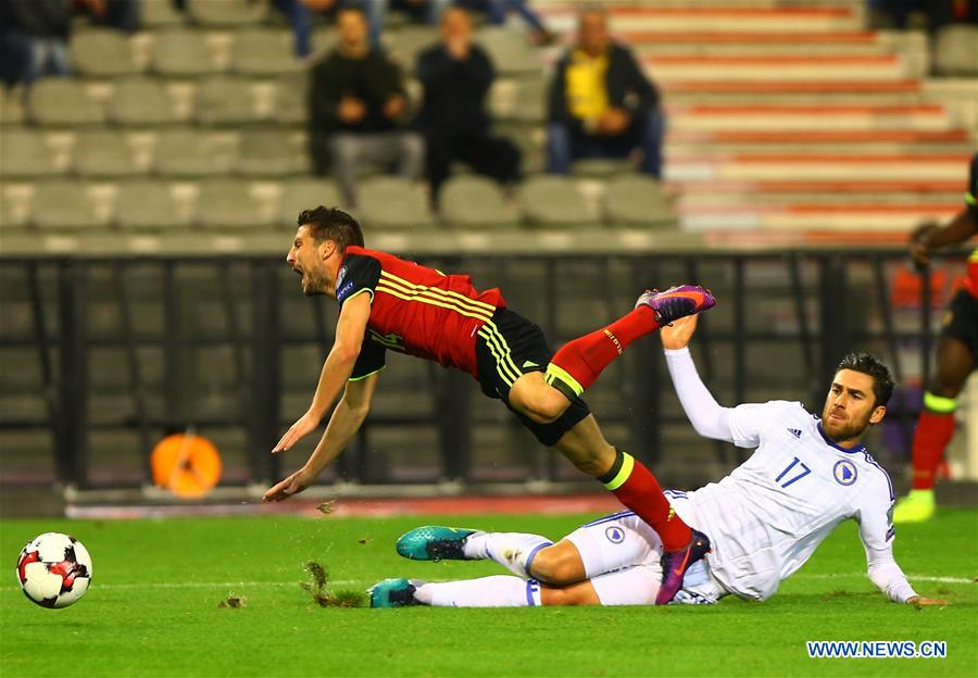 (SP)BELGIUM-BRUSSELS-SOCCER-WORLD CUP-QUALIFICATION