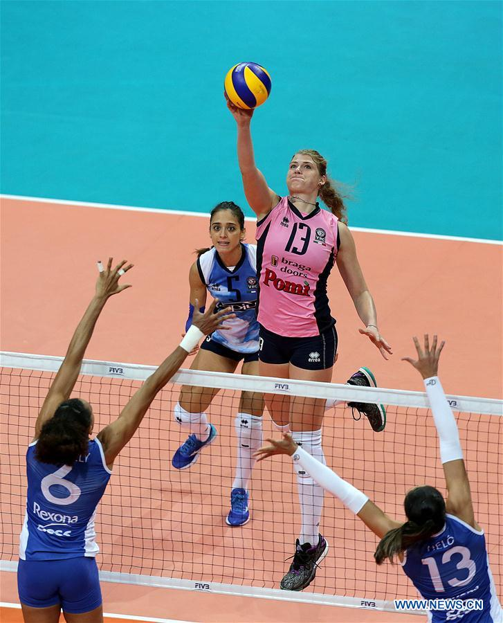(SP)PHILIPPINES-PASAY CITY-FIVB WOMEN'S CLUB WORLD CHAMPIONSHIP