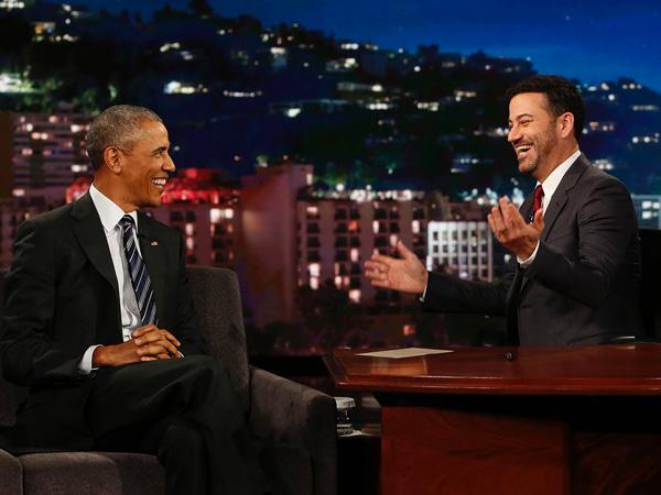 特朗普批奥巴马或成史上最差总统猜猜奥巴马如何机智回应