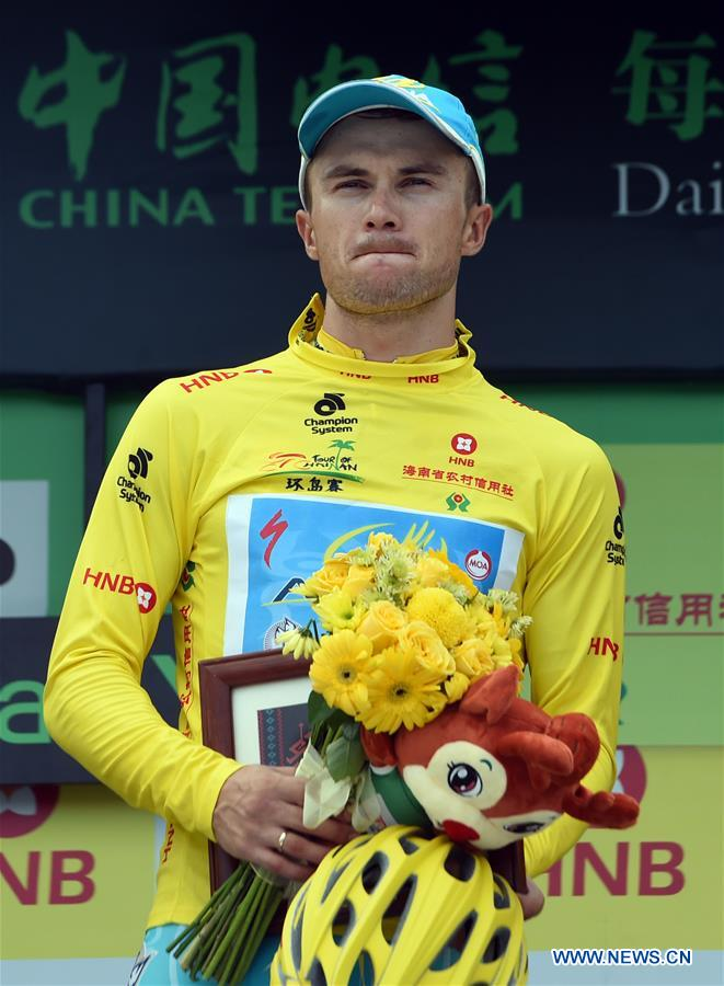 (SP)CHINA-SANYA-CYCLING-TOUR OF HAINAN (CN)