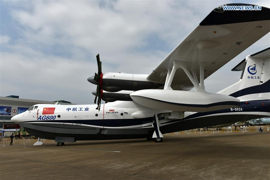 CHINA-ZHUHAI-AMPHIBIOUS AIRCRAFT(CN)