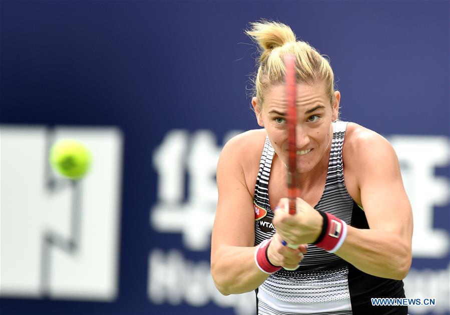 (SP)CHINA-ZHUHAI-TENNIS-WTA ELITE TROPHY
