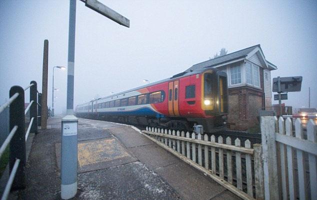 英国最安静火车站 一年仅12名乘客