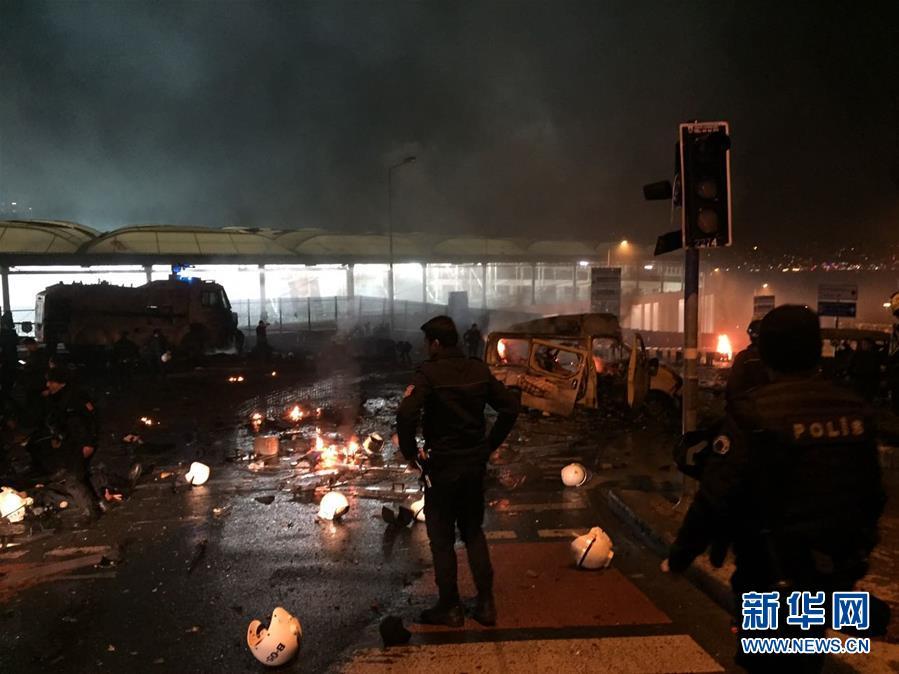 土耳其伊斯坦布尔市中心发生爆炸