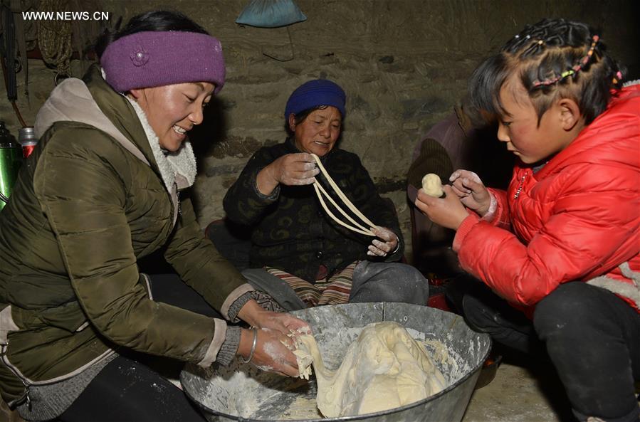 CHINA-LHASA-LOSAR-KASAI (CN)