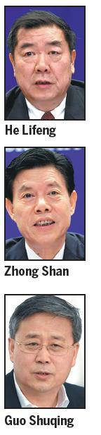 3 named to fill key economic positions