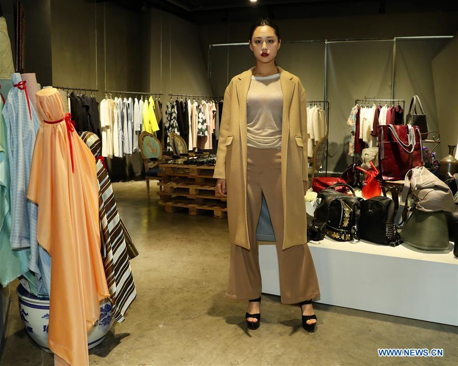 Fashion talents incubator inaugurated in E China
