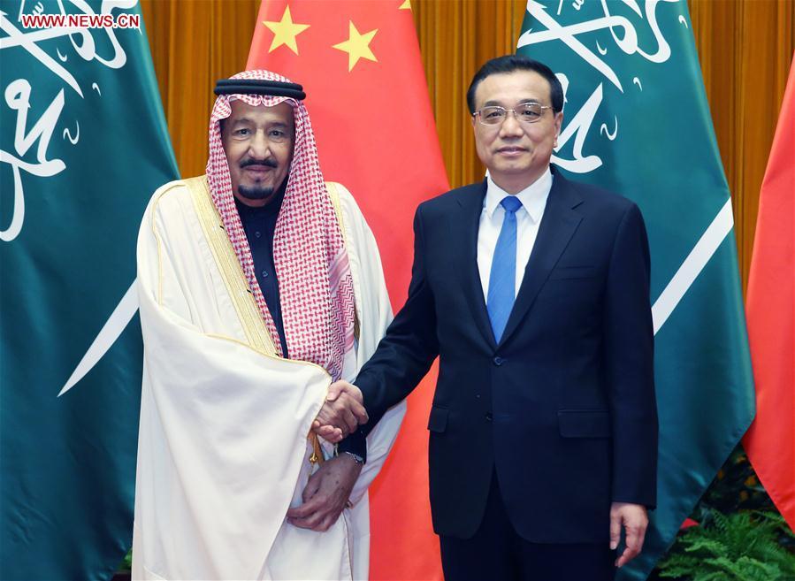 China, Saudi Arabia agree to deepen cooperation