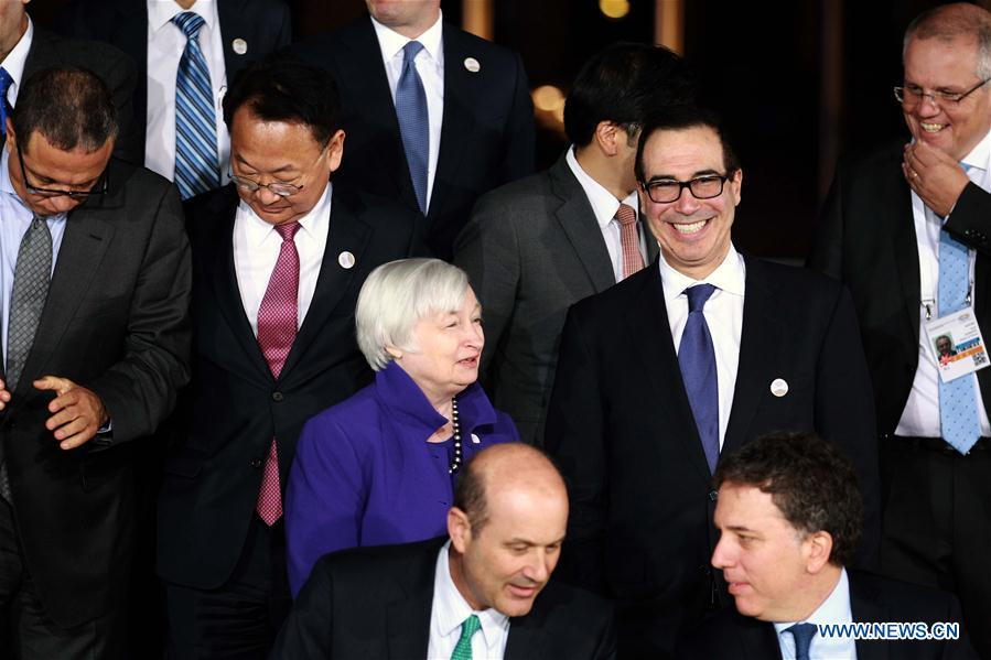 G20 Finance Ministers and Central Bank Governors meeting held in Germany