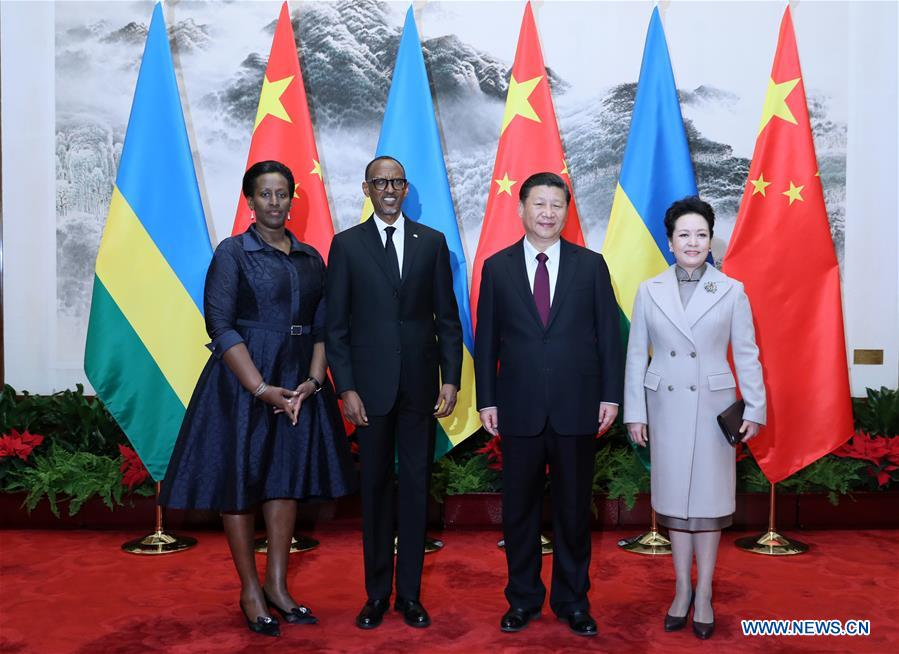 China, Rwanda agree to upgrade strategic cooperation