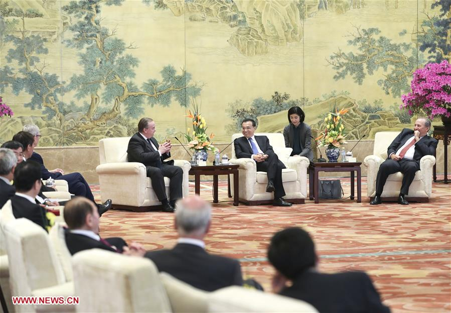 China's door opens wider to outside world: premier