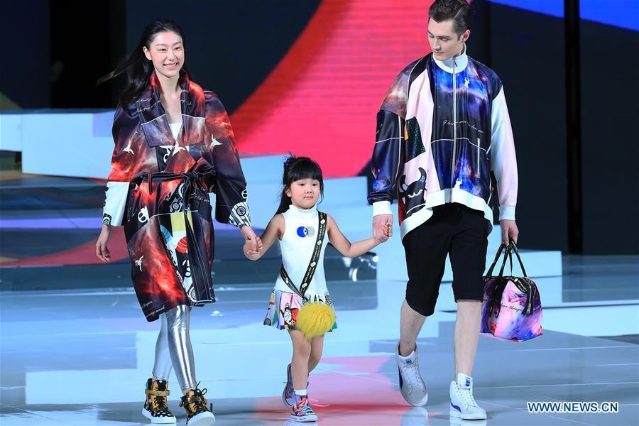 CHINA-BEIJING-FASHION WEEK(CN)