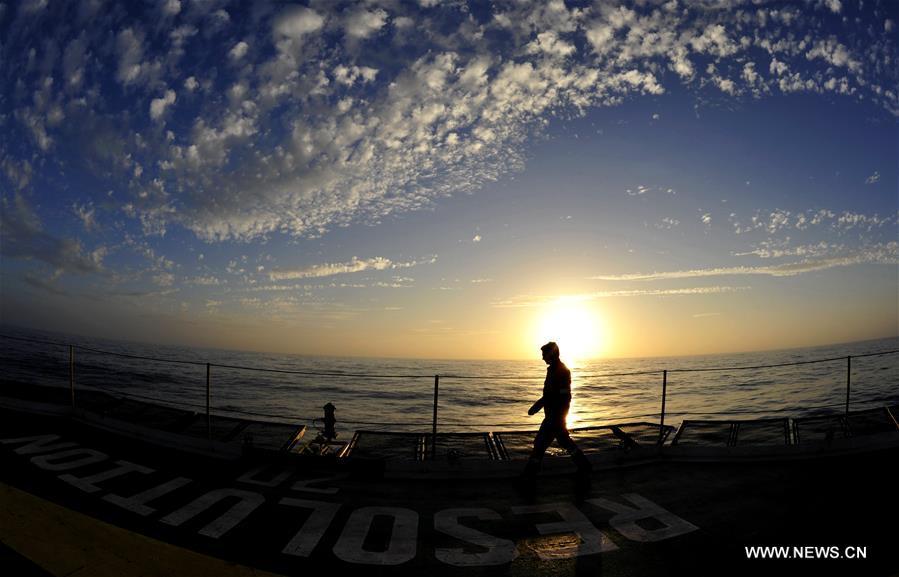 CHINA-U.S. DRILLING SHIP-SOUTH CHINA SEA-EXPEDITION (CN)