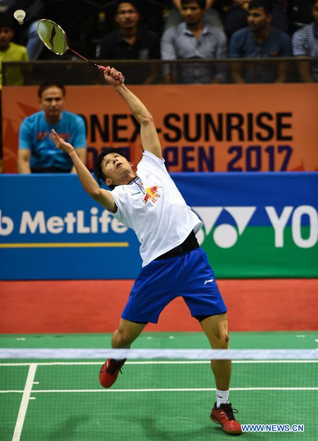 In pics: Yonex Sunrise Indian Open Badminton Championship