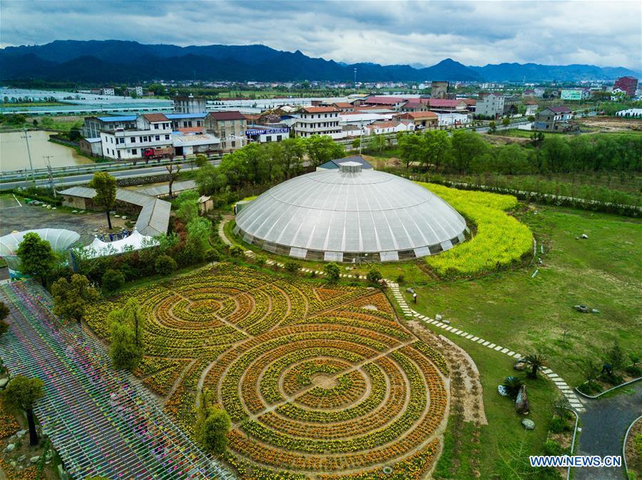 CHINA-ZHEJIANG-FARM-SCENERY (CN)