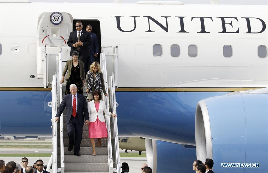SOUTH KOREA-SEOUL-U.S. VICE PRESIDENT-VISIT