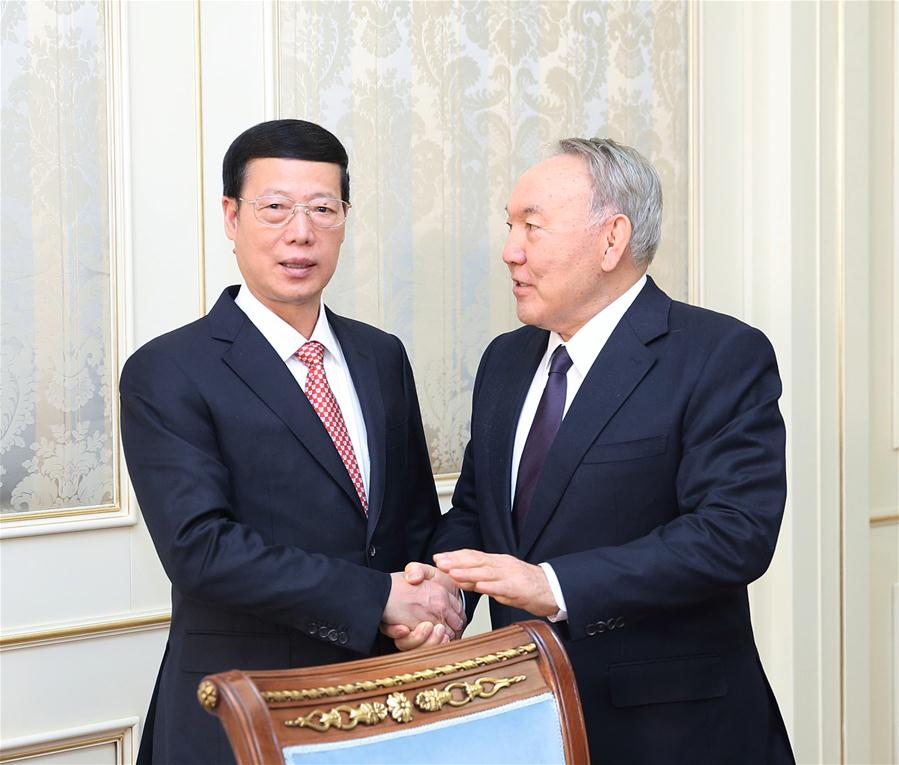 Kazakh president to attend Belt and Road Forum, calling for expanded cooperation with China