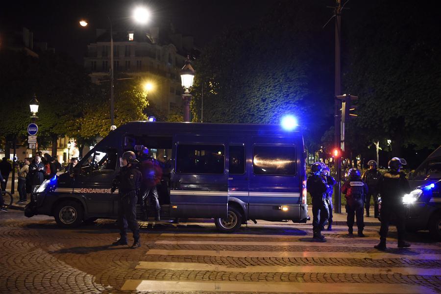 FRANCE-PARIS-SHOOTING