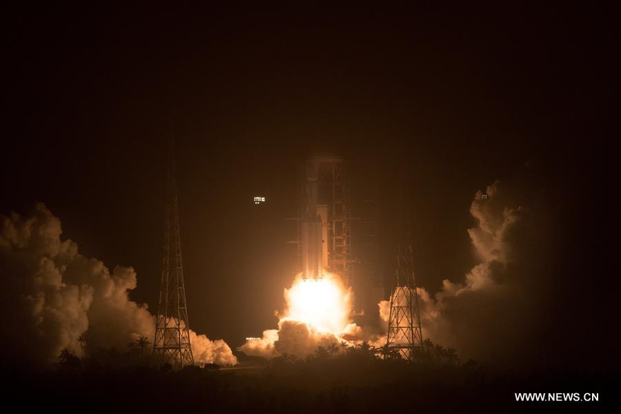 CHINA-WENCHANG-TIANZHOU-1-LAUNCH (CN)