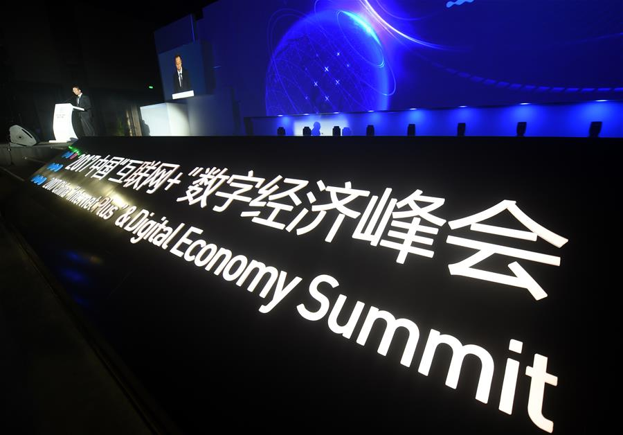 CHINA-HANGZHOU-INTERNET PLUS-SUMMIT(CN)