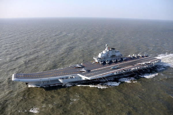Home built aircraft carriers a strategic need