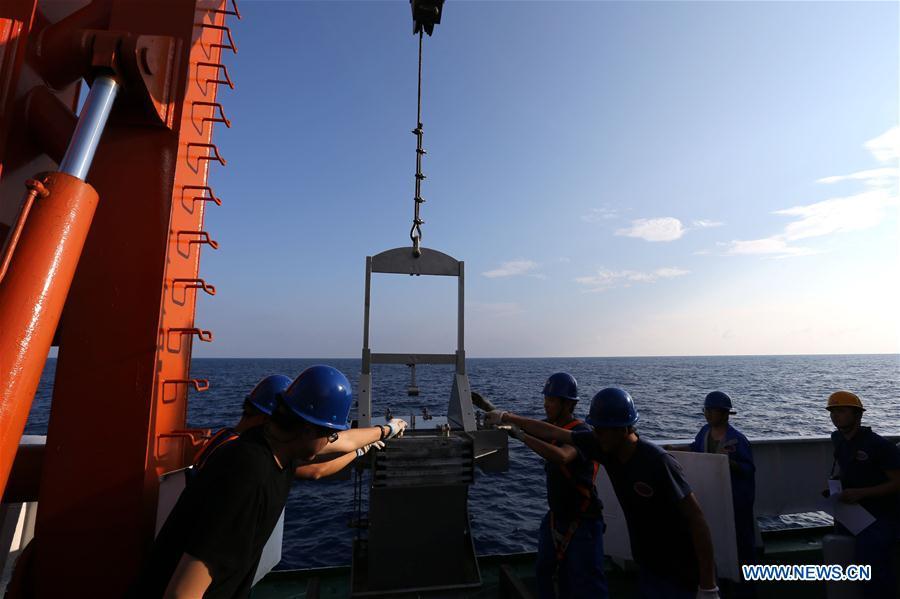 CHINA-SOUTH CHINA SEA-DEEP-SEA PROBE (CN)