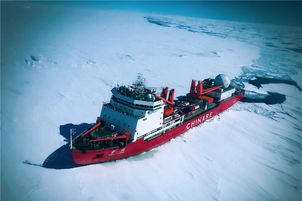 Antarctic capacity will be boosted