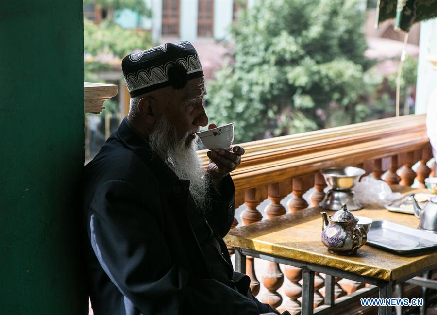 CHINA-XINJIANG-KASHGAR-DAILY LIFE (CN)