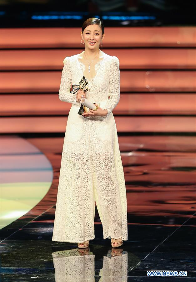 CHINA-SHANGHAI-TV FESTIVAL-MAGNOLIA AWARDS (CN)