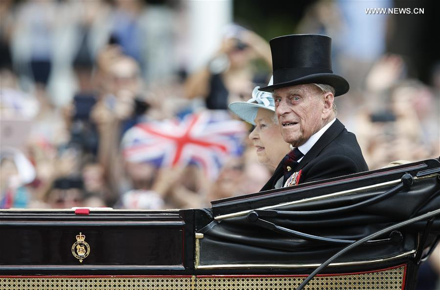 UK's Duke of Edinburgh taken to hospital