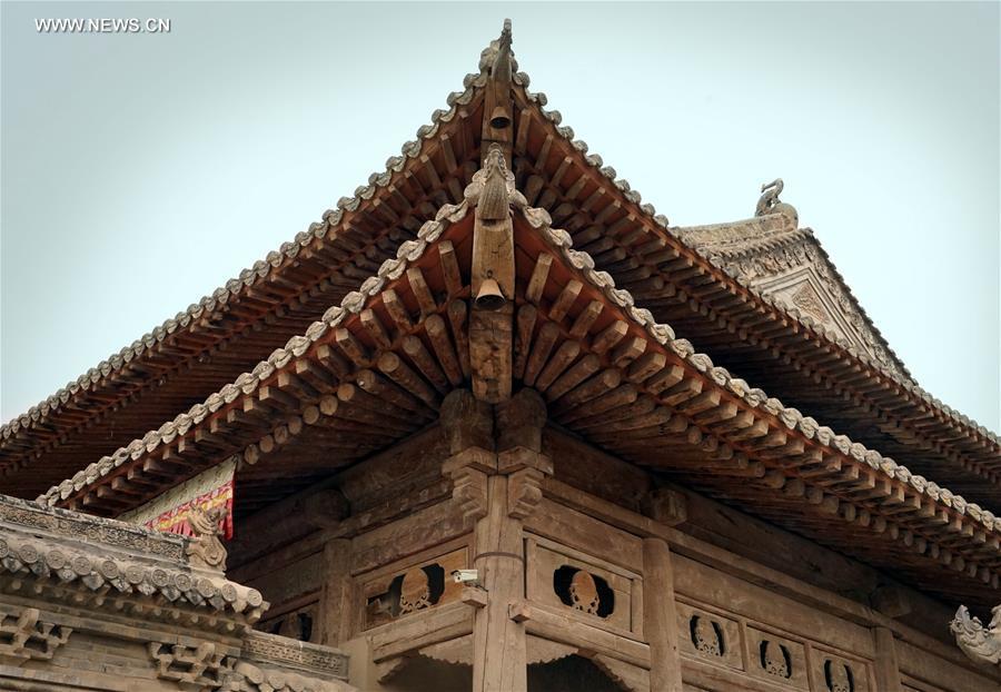 CHINA-QINGHAI-QUTAN TEMPLE (CN)