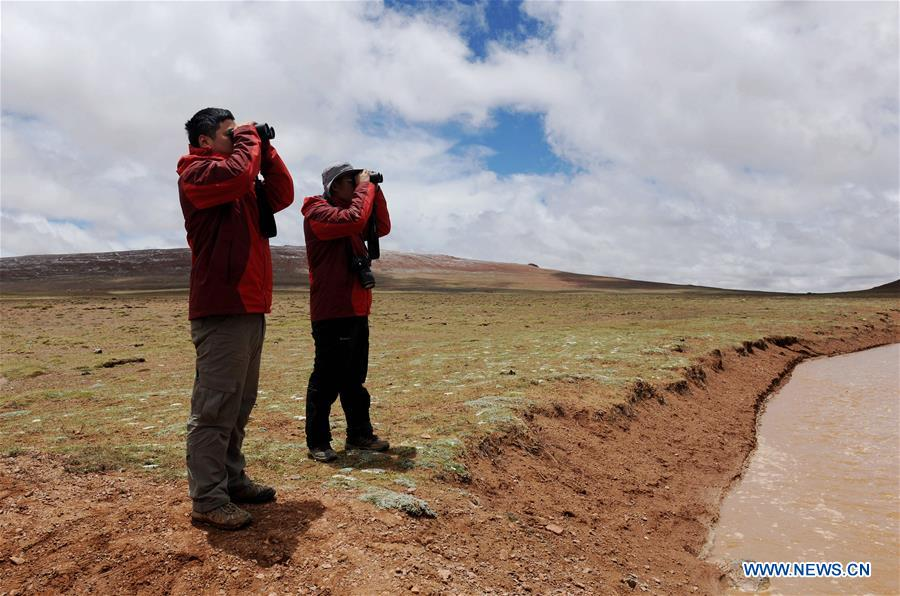 CHINA-TIBET-SCIENTIFIC EXPEDITION (CN)