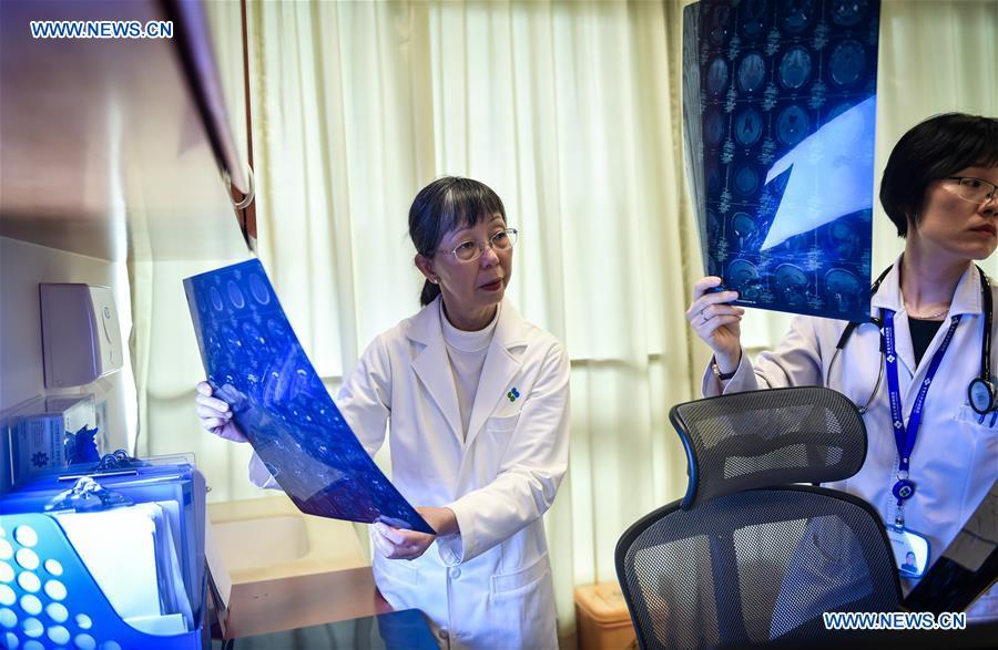 CHINA-SHENZHEN-HONG KONG-DOCTOR (CN)