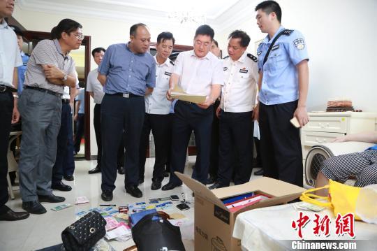 """广西北海批捕167名传销""""老总""""涉案资金6亿元"""