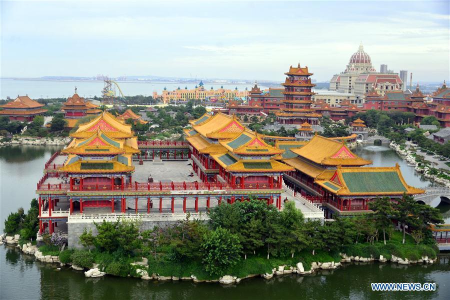 #CHINA-SHANDONG-SANXIANSHAN SCENIC AREA (CN)