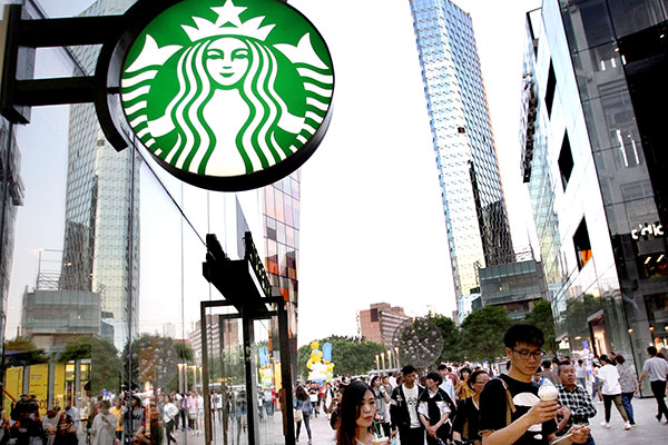 Starbucks grabs full control of mainland stores in $1.3 billion deal
