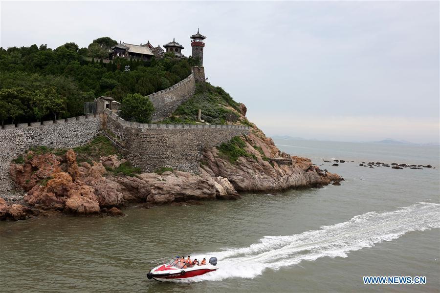 #CHINA-SHANDONG-PENGLAI PAVILION (CN)