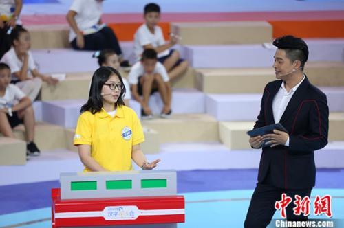 来自韩国的选手金惠敏,目前在上海市建平中学读高中