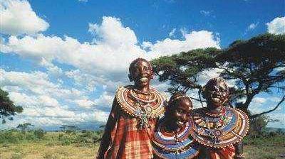 大批中国游客到非洲旅行避暑 这不是开玩笑