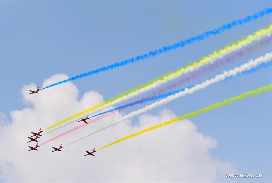 CHINA-CHANGCHUN-PLA AIR FORCE-OPEN DAY (CN)