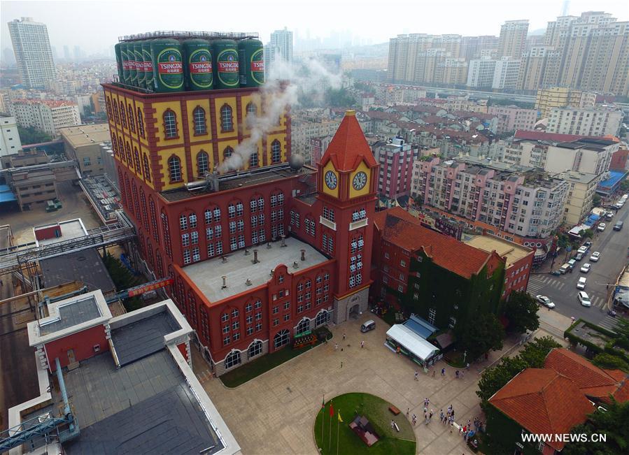 CHINA-SHANDONG-QINGDAO-AERIAL VIEW (CN)