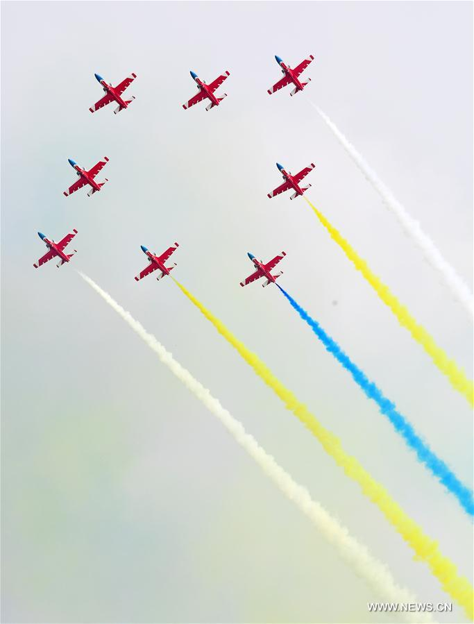 CHINA-CHANGCHUN-PLA AIR FORCE-OPEN DAY (CN)