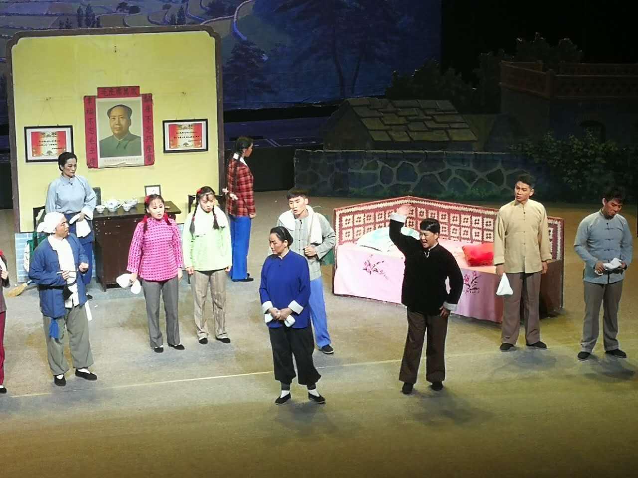 乐虎国际娱乐点击进入豫剧《朝阳沟》:中国戏曲界的一部经典之作