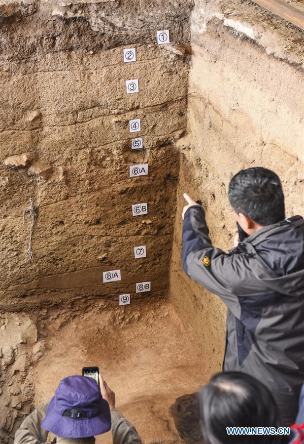 CHINA-XINJIANG-JEMINAY-ARCHAEOLOGY-RUINS (CN)