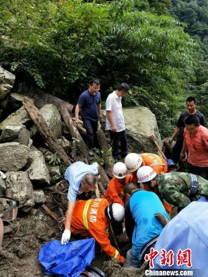 四川芦山:5名幼林抚育人员失联4人遇难当地正全力搜救