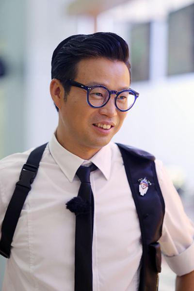 《极限挑战3》男人帮遇追击 郭涛宋小宝沙溢王嘉尔火力全开