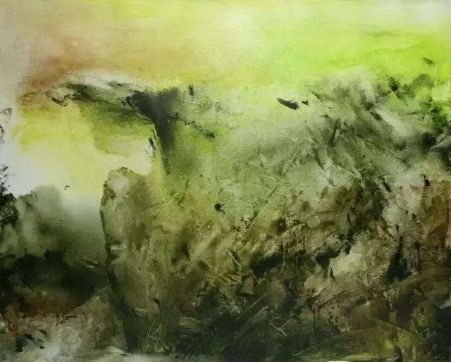 大象无形见真意——徐树立意象油画赏析