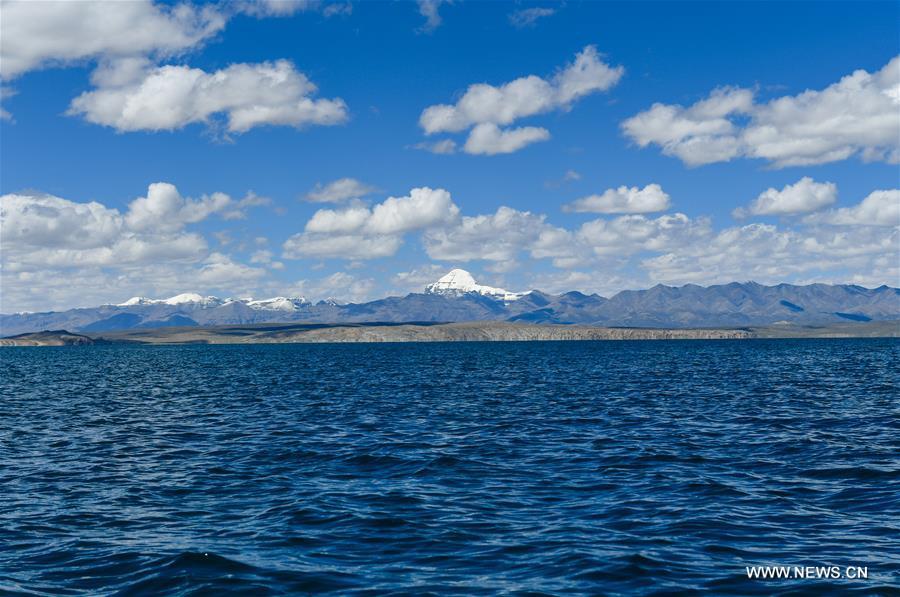 Scenery of Ngari Prefecture in China's Tibet