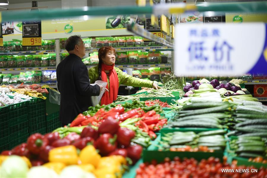 China's mild inflation creates room for financial risk control