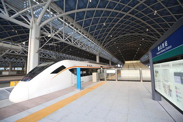 China's high-speed railway changes civil aviation industry